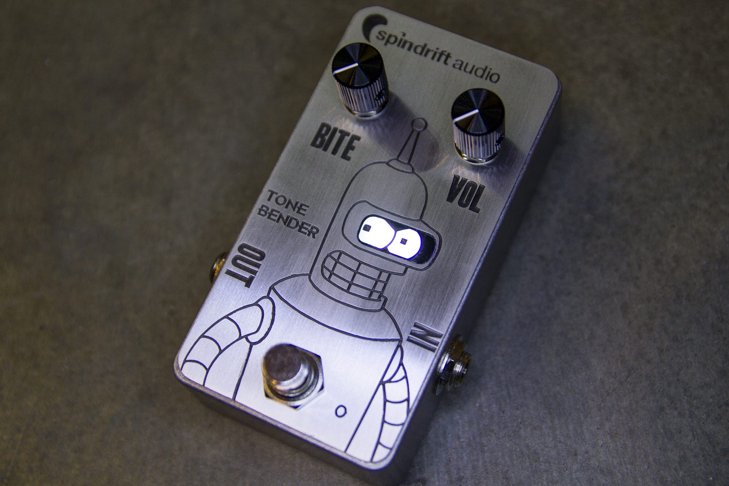 Spindrift Audio - Bender tone bender