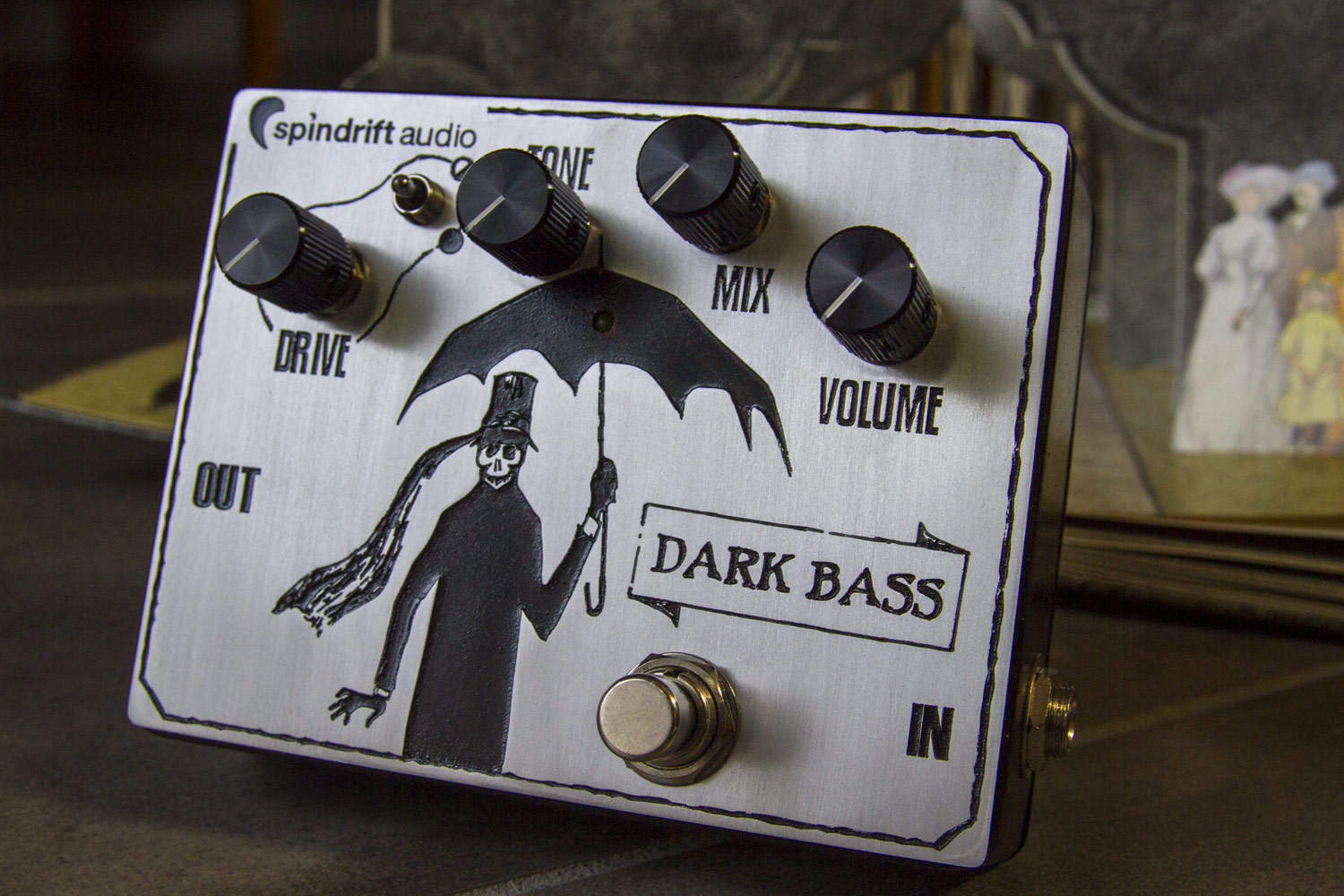 Spindrift Audio - Edward Gorey Bass Overdrive