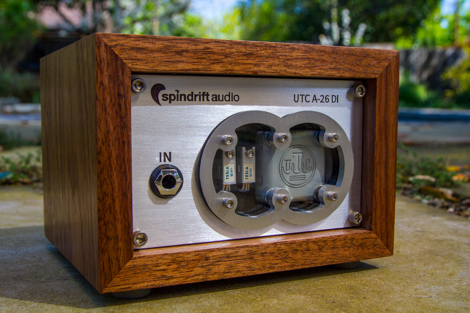 Spindrift Audio - Custom UTC A-26 DI Box