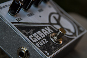 Spindrift Audio - GEBAX Fuzz