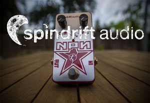 Spindrift Audio - NPN NOS Germanium Fuzz Pedal